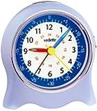 Vedette - VR10002 - Réveil Junior - Quartz Analogique - Sonnerie Progressive - Lumière - Alarme Répétition