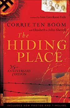 The Hiding Place by [Boom, Corrie Ten, Elizabeth Sherrill, John Sherrill]