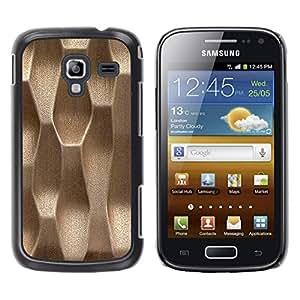 For Samsung Galaxy Ace 2 - Abstract 3D Art Plastic Pattern /Modelo de la piel protectora de la cubierta del caso/ - Super Marley Shop -