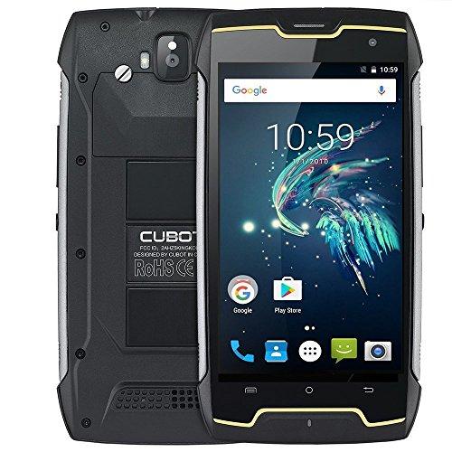 ((2018) Original Cubot King Kong Smart Phone 3G Dual-SIM Unlocked 5