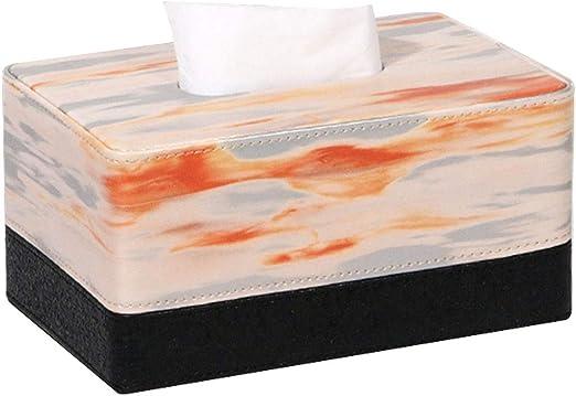 PSHHLBR Caja de Pañuelos Caja De Papel De La Bomba De La Sala De ...