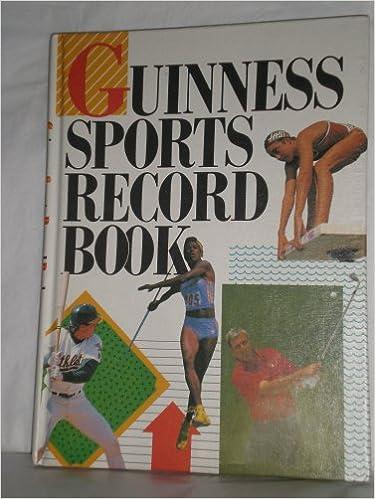 Livre téléchargement invité gratuit Guinness Sports Record Book, 1989-90 (French Edition) PDF 0806967102