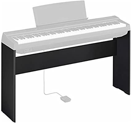 Oferta amazon: Yamaha L-125 - Soporte compacto de madera para piano digital Yamaha P-125, color Negro