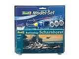"Revell-GmbH 165445,4cm (cuirassé) Scharnhorst ""modèle de"
