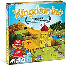 Blue Orange Games Kingdomino Award Winning Family Strategy Board Game