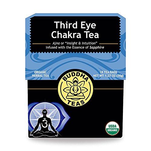 Organic Third Eye Chakra Tea