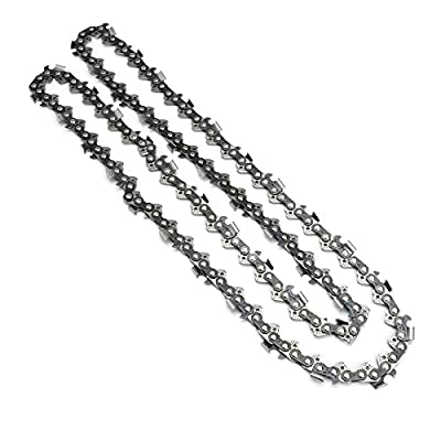 Chainsaw Chain 3/8 Inch 058 84DL Semi Chisel Skip Tooth for Husqvarna 24 Inch Bar