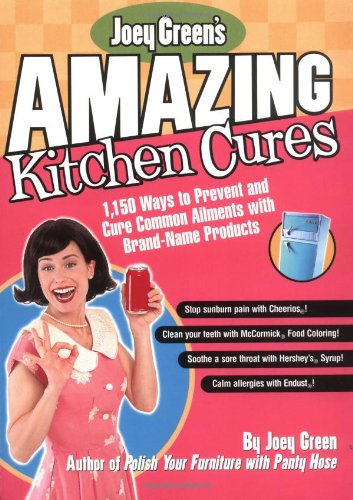 Joey Greens Amazing Kitchen Cures product image