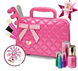 Toysical Kids Makeup Kit for Girl with Make Up Remover - 30Pc Real Washable, Non Toxic Play Princess...