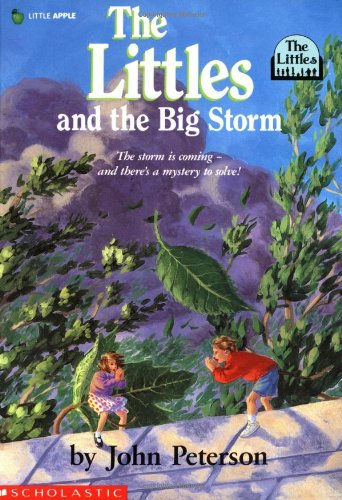 The Littles and the Big Storm (The Littles #9)