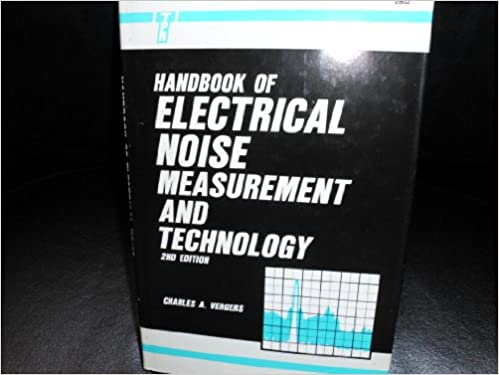 Handbook Of Electrical Noise Measurement And Technology