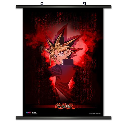 CWS Media Group Officially Licensed Yu-Gi-Oh! Wall Scroll Po