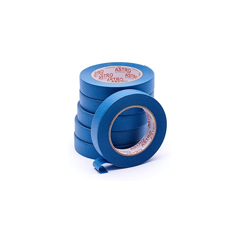 AstroTape Blue Painters Tape 1 inch (0.9