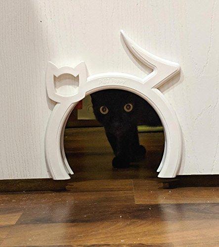 with Cat Doors & Flaps design