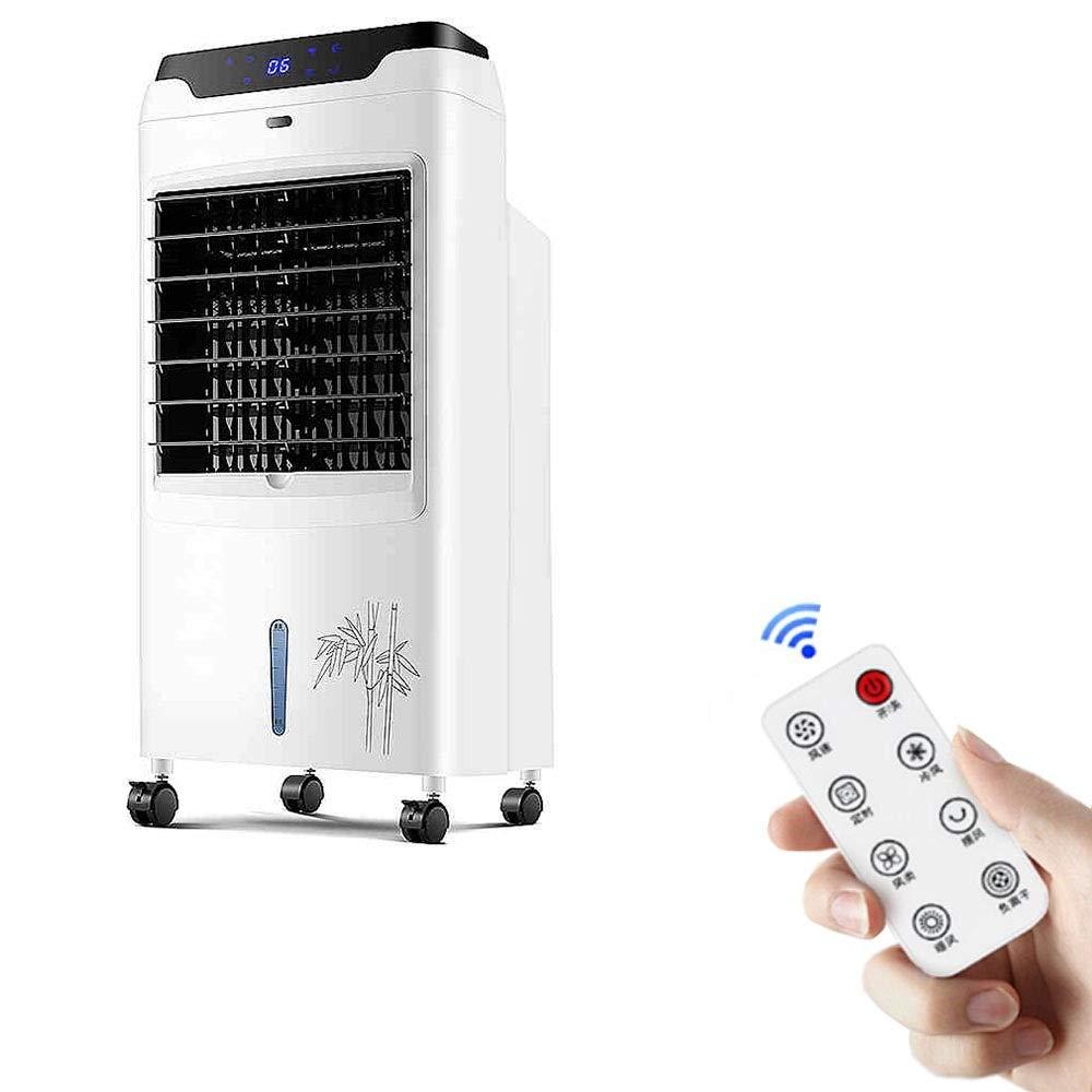 DGLIYJ リモコンが付いているエアコンファンの世帯の単一の冷たいタイプ移動式加湿の空気クーラー (色 : Remote control models) B07R63NS1W Remote control models