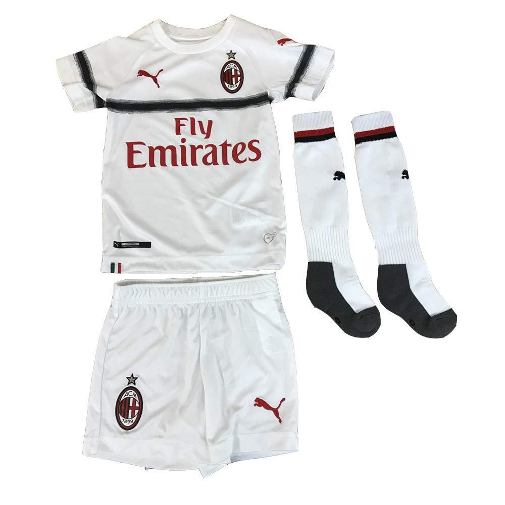 Puma 2018-2019 AC Milan Away Mini Kit