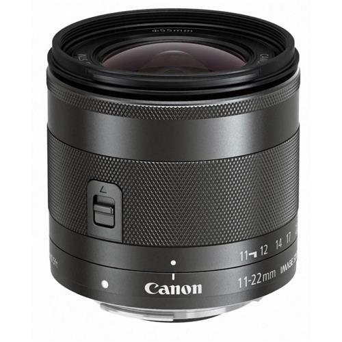 Canon EF-M 11-22mm f/4-5.6 STM Lens (Eos M Lens)