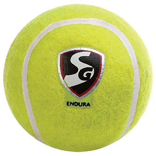 (Heavy Cricket Tennis Balls (SG Endura Pack of 6))