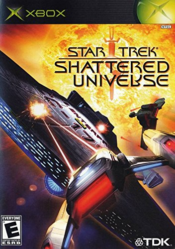 Star Trek Shattered Universe - Xbox (Star Trek 360)