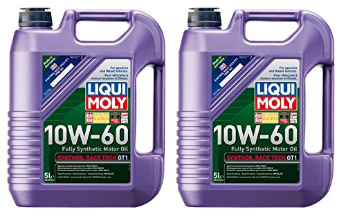 liqui moly 2024 4pk synthoil race tech gt1 10w 60 motor. Black Bedroom Furniture Sets. Home Design Ideas