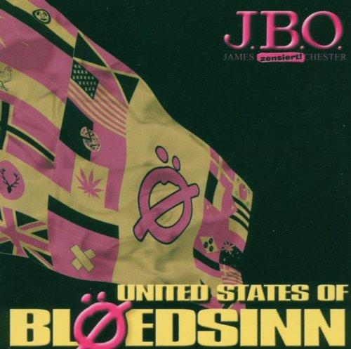 J.B.O.: United States Of Blöedsinn (Audio CD)