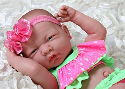Cute Summer Girl With Bikini Realistic Looking