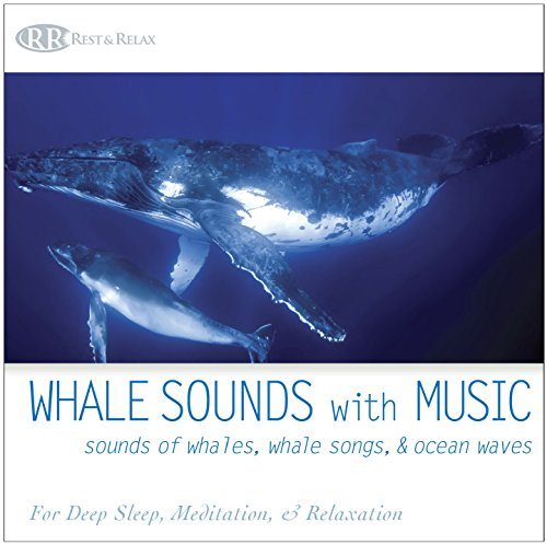 Whale Sounds With Music: Sounds Of Whales, Whale Songs