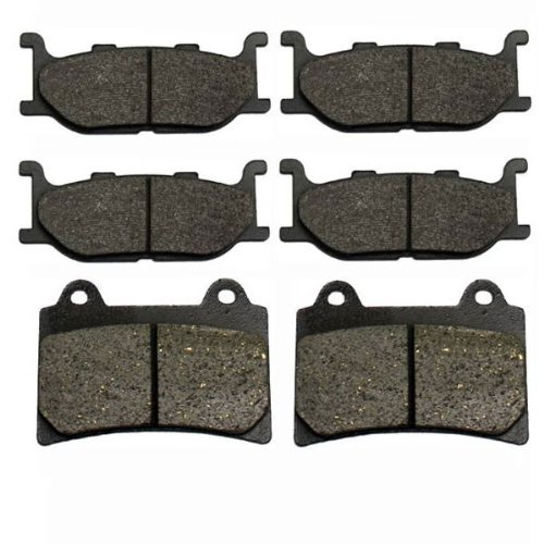 1999-2005 Yamaha Road Star XV1600 Front & Rear Brake Pads ()