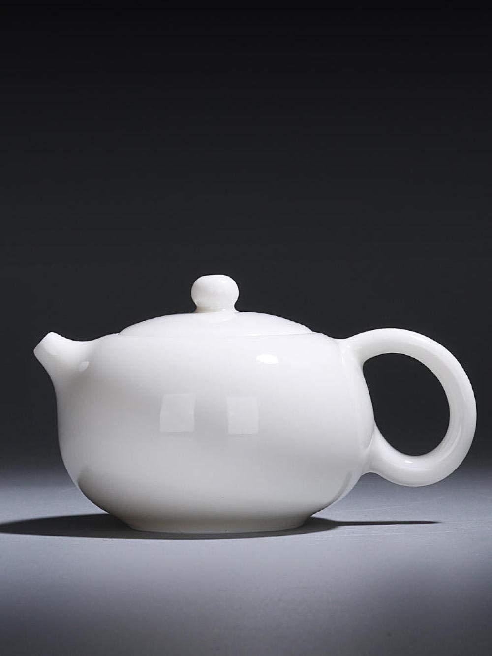 POTOLL Teiera con Filtro Teiera di Porcellana Bianca teiera in Ceramica Piccola teiera XI Shi Pot Prezzi