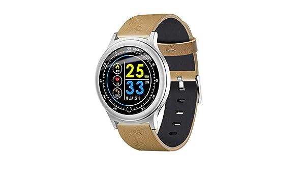 Webla Monitor de frecuencia cardíaca Q28, Lega + actividad ...