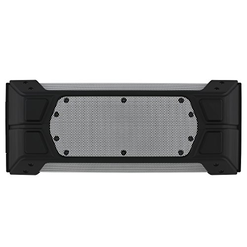 BRAVEN BRV-XXL Large Portable Wireless Bluetooth Speaker [Waterproof][Outdoor] Built-In 15,600mAh Power Bank USB Charger - Black / Titanium by Braven (Image #8)