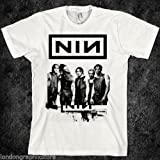 Details about vtg 90s nine inch nails t shirt, closer, rock tour, band, vintage, NIN, NEW (L)