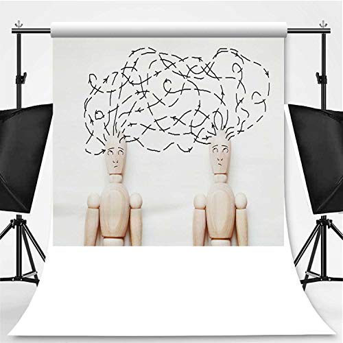 Concepts of interpersonal Relationships Theme Backdrop Party Photography Background,079951,10x10ft (The Dark Side Of Interpersonal Relationships Includes)