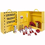 ZING 6062 RecycLockout Lockout Cabinet - Stocked