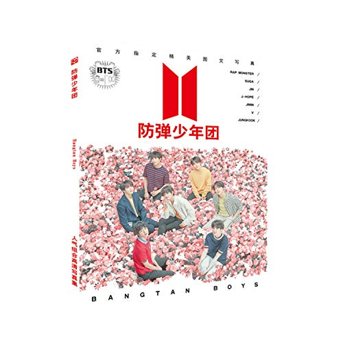 CHAIRAY BTS Love Yourself Her Photo Album Bangtan Boys Lyrics Book Give Poster+Bookmark from CHAIRAY
