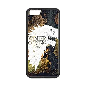 iPhone 6 4.7 Inch Cell Phone Case Black Game Of Thrones 2 Hdnld