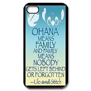 iPhone 4,4S Phone Case Ohana
