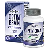 Optim Nutrition Optim Brain Nootropic For Mental Clarity, Focus and Energy (30 caps)