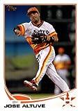 2013 Topps Baseball #227 Jose Altuve Houston Astros