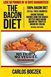 The Bacon Diet: [Novelty Notebook]