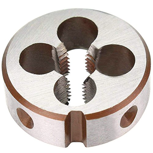 5mm X 0.8 Metric Left Hand Round Die, Machine Thread Die M5 X 0.8mm Pitch