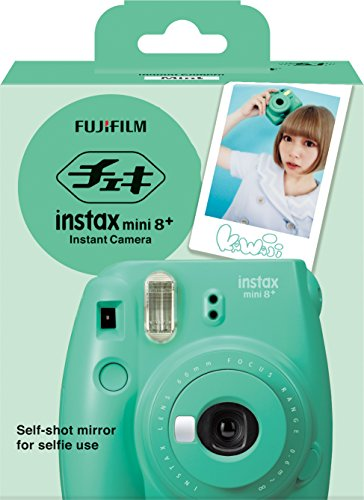 Buy Fujifilm Instax Mini 8 Mint Instant Film Camera Self Shot Mirror For Selfie Use