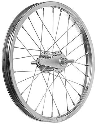 Sta-Tru Steel Single Speed Coaster Brake Hub Rear Wheel (16X1.75-Inch)