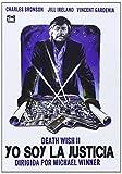 YO SOY LA JUSTICIA (Death Wish 2) All Regions - PAL - Charles Bronson