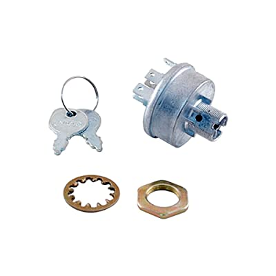 MTD 01003581P Switch-Ignition 6: Automotive