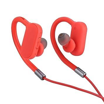 Auriculares Bluetooth Inalámbricos Montados en Oído Deportivos ...