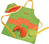 Curious Gardener Adjustable Straps Garden Textile Set