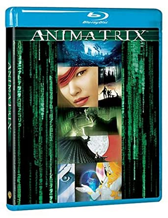 Animatrix [Reino Unido] [Blu-ray]: Amazon.es: Carrie-Anne ...