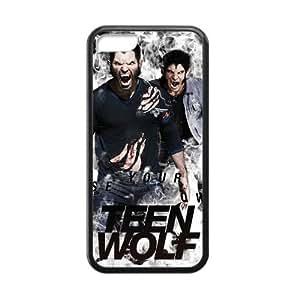 MEIMEIiphone 4/4s Case, [Teen Wolf-Tyler Posey] iphone 4/4s Case Custom Durable Case Cover for iphone 4/4s TPU case (Laser Technology)MEIMEI