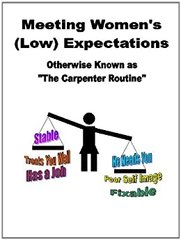low expectations dating Interesting just reading the summary on the website right now, and it immediately made me think of online dating and the peril of too many choices, unrealistic expectations, etc.